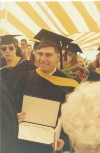 Colby-Sawyer College Graduation